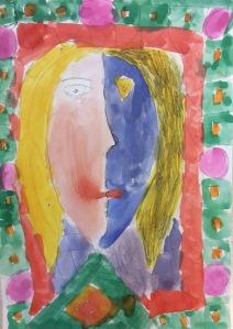 """""""Den hemska kvinnan"""" av Matilda"""